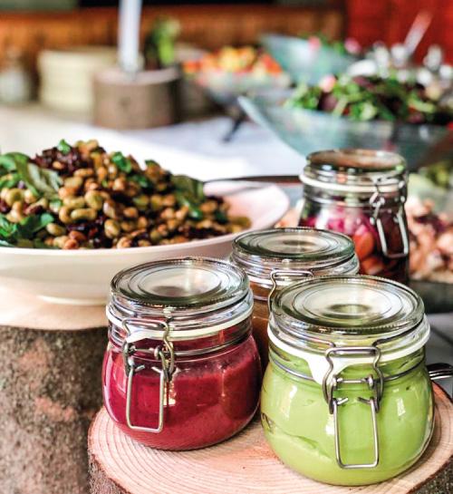Ninan Keittiön herkulliset catering-tarjoilut